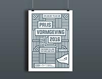 Prijs Vormgeving 2016