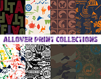 ALLOVER PRINT COLLECTIONS