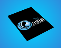 Logo & Brand Identity Design for Oasis Hot Tubs & Spas
