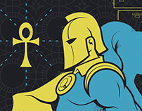 DC Superhero Profiles: Doctor Fate