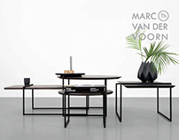STITCH side table for Odesi