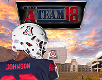 Graphics Created for the Official Visit Itinerary