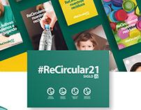 Siglo 21 · Campaña #ReCircular 21 · Circular Economy