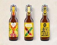 Eish Tea - Craft Brew Ice Tea Concept