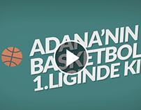 ASKİ - AGÜ Bayan Basketbol Maçı Tanıtım Videosu