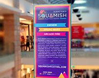 Squamish Poster