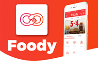 Foody - fastfood app