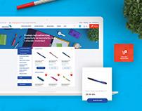 Paper World webshop
