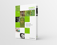 A4 / A5 Bi-fold Leaflet Mockup