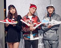 Nike Air Force 1 35 anniversary Taiwan