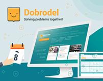 Dobrodel Web Site