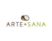 ARTE+SANA // IDENTIDAD VISUAL