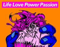 Life Love Power Passion - Zycie Milosc Sila Pasja