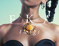 FKA Twigs | Webdesign