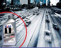MOBIL Oil Campaign