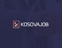 KOSOVAJOB - Rebrand