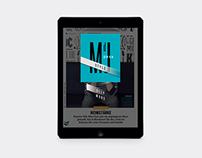 GQ Magazine iPad
