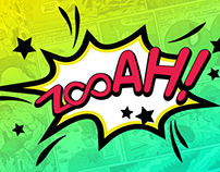 ZooAH! Branding
