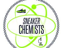 Sneaker Chemists logo revamp