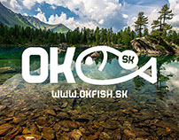 OKFISH logo and brand