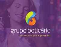 Portal Grupo Boticário