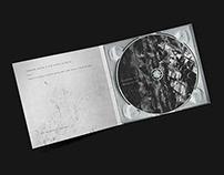Abeyance EP / Visual Identity & Sleeve Design