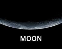 MOON film - responsive website