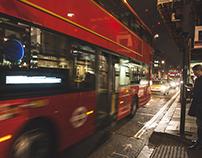 Night on the London