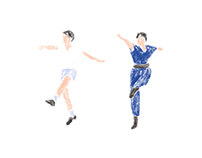 Tiny Gif Dancers