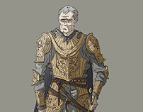 Character Design Shuffle #4 / Game Of Thrones