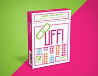 UFF! First Aid Strips / Yara Bandı