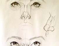 Continuation of my noses study