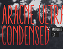 ARACNE ULTRA CONDENSED — typeface