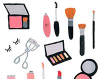 Makeup is magic