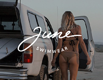 June Swimwear™ – Rebrand