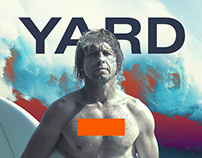 Premiere of the Yard movie, backstage.