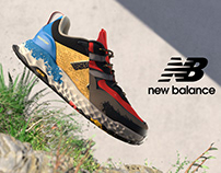New Balance All Terrain : Hierro | 850-AT