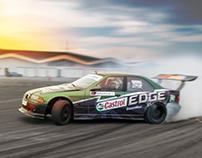 Branding for drift team