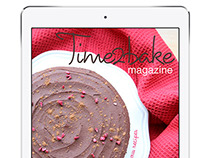 Time2bake Digital Magazine