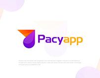 Pacyapp - Music App Brand Identity Design