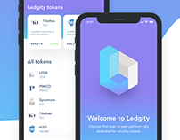 Ledgity Mobile App