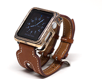 Ironclad Apple Watch Cover - 38 mm Series 0-3