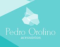 peças gráfias para Pedro Orofino acessórios