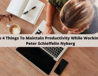 Peter Schieffelin Nyberg Recommends Doing These 4 Thing