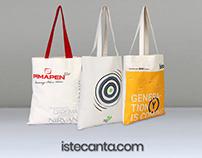 Promosyon Bez Çanta - Promotional Tote Bags