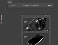 Récycle web design