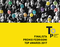 Fedrigoni Top awards 2017 finalista