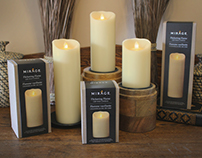 Mirage® LED Candle Packaging