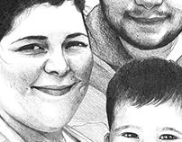 Portrait • Sister family