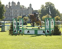Land Rover Burghley 2018